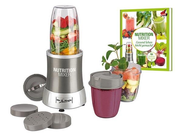 mrmagic nutrition mixer nutri smoothie maker one  ~ Entsafter Oder Smoothie Maker