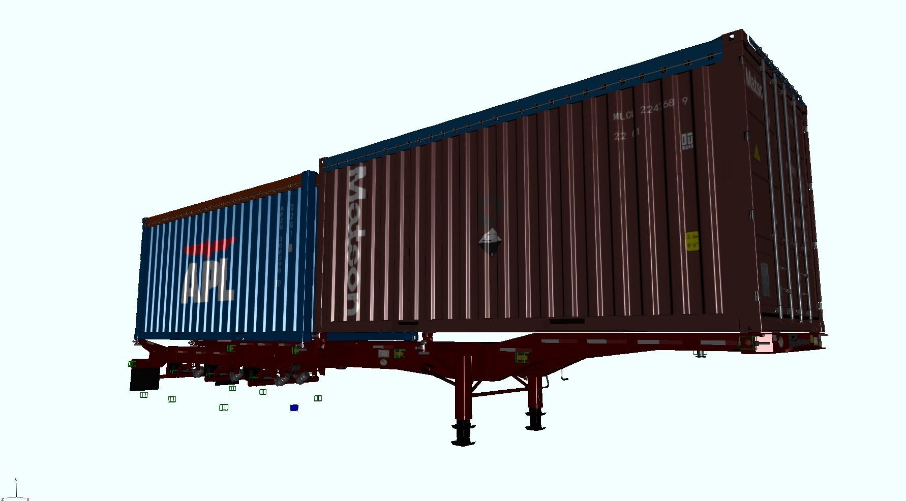 Ceetah Trailer Pack für ATS Lxag73f5