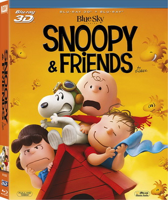 Snoopy & Friends - Il Film dei Peanuts 3D H.SBS (2015) BluRay 1080p x264 ITA ENG DTS AC3 Subs SBS VaRieD