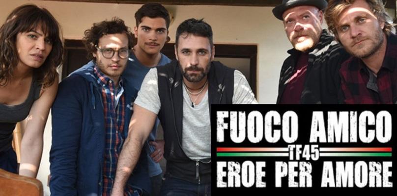 Fuoco Amico TF45 - Eroe Per Amore - Stagione 1 (2016) (8/8) .mkv HDTV 1080i H264 ITA AC3
