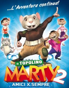 Il Topolino Marty 2 (2008) .mkv HDTV 1080i H264 ITA AC3