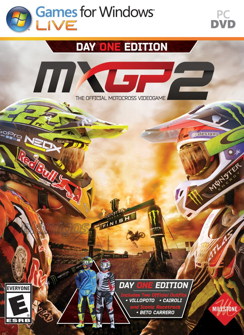 MXGP2 The Official Motocross Videogame MULTi7  –  ElAmigos