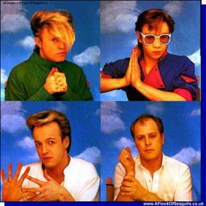 A Flock of Seagulls - Discography 1982-2015