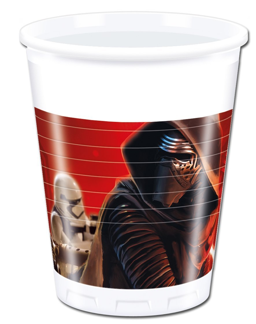 Star Wars Force 8 Becher 200ml F-86213P