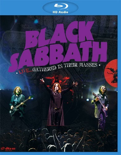 Black Sabbath - Live.Gathered in Their Masses (2013)