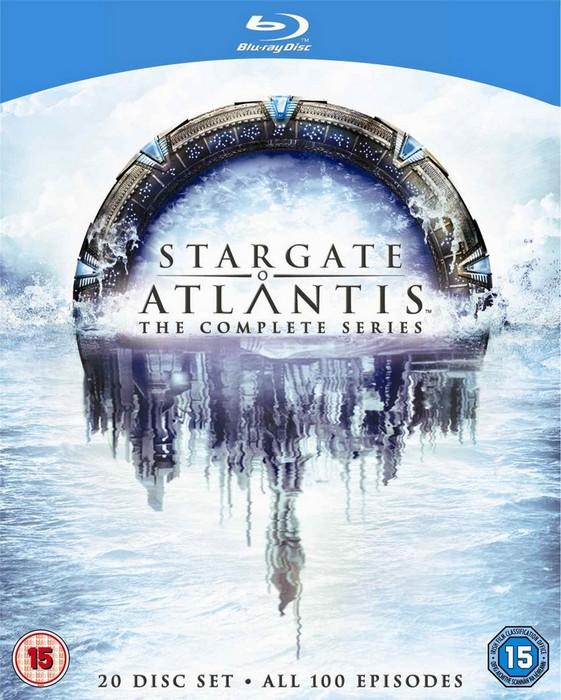 download Stargate Atlantis S01 - S05
