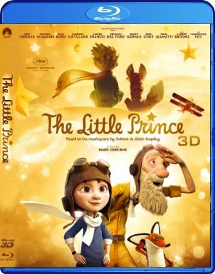 Il Piccolo Principe 3D H.OU (2015) .mkv BDRip 1080p ITA FRE ENG DTS AC3 Subs OU VaRieD