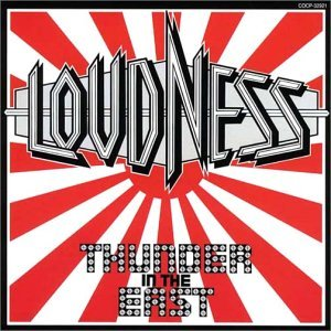 Loudness - Discography 1981-2012