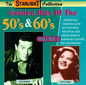 Golden Hits Of The 50's & 60's (1997) (5 CD)