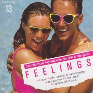 Feelings - Die Schönsten Pop-Balladen der 70er & 80er