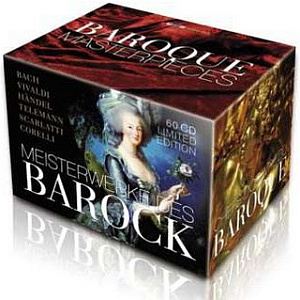 Baroque Masterpieces (60CD)
