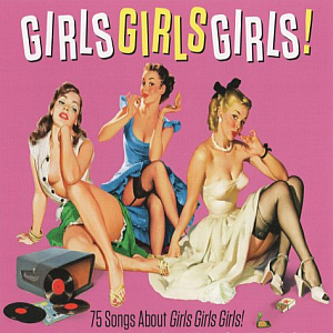 Girls Girls Girls - Vol. 1-10