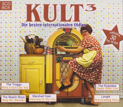 Kult3 - Die besten internationalen Oldies