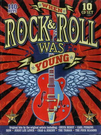When Rock & Roll Was Young - (10 CD)