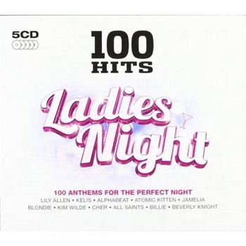 100 Hits - Ladies Night (5CD)