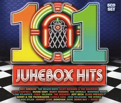 101 Jukebox Hits (5CD) (2012)