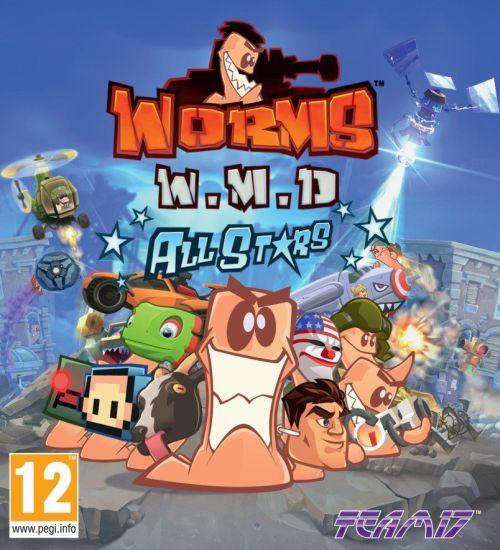 Worms WMD / W.M.D. (2016) FitGirl Repack / Polska Wersja J�zykowa