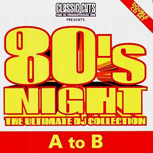 80's Night - The Ultimate Dj-Collection