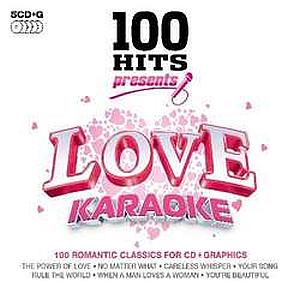 100 Hits - Love Karaoke