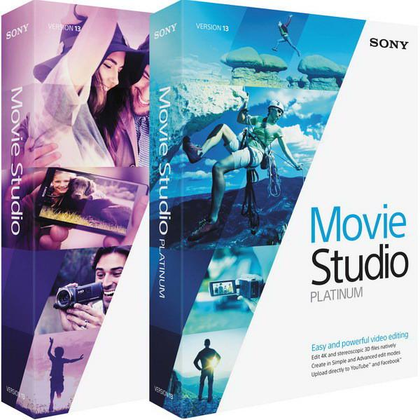 MAGIX Movie Studio / Studio Platinum 13.0 Build 196/960 + Portable