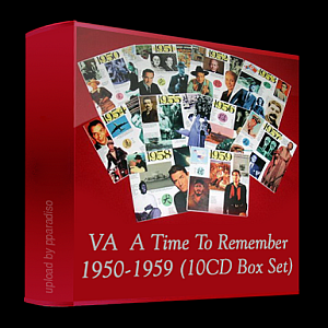 A Time To Remember - 1950-1959