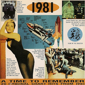 A Time To Remember - 1980-1989