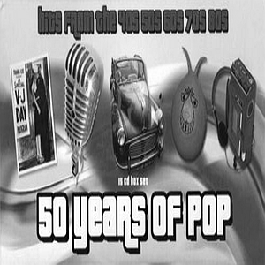 50 Years Of Pop - Hits from the 40s, 50s, 60s, 70s & 80s [15-CD]