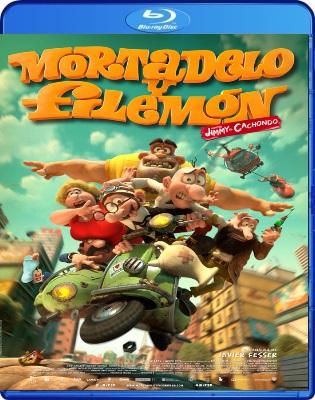 Mortadello e Polpetta contro Jimmy lo sguercio (2014) 3D H.OU .mkv BDRip 1080p ITA SPA AC3 Subs