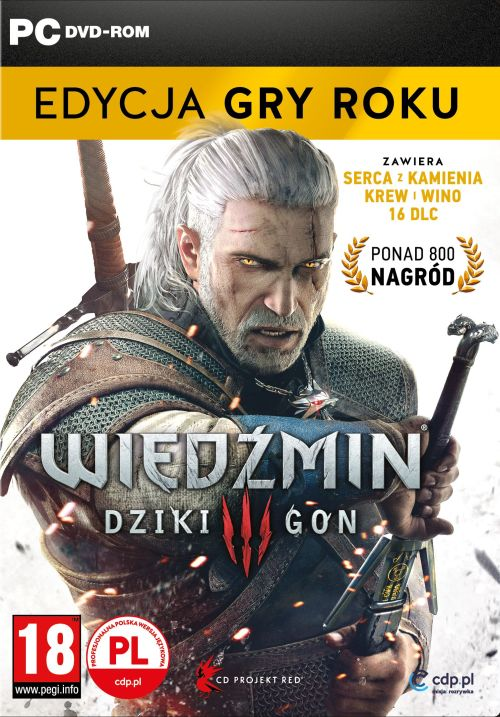 Wiedźmin 3: Dziki Gon - Edycja Gry Roku / The Witcher 3: Wild Hunt - Game of the Year Edition (2016) MULTi16-PROPHET / P