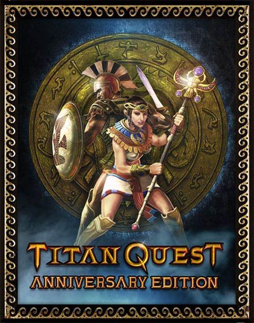 Titan Quest: Anniversary Edition (2016) R.G. Catalyst RePack / Polska Wersja Jêzykowa