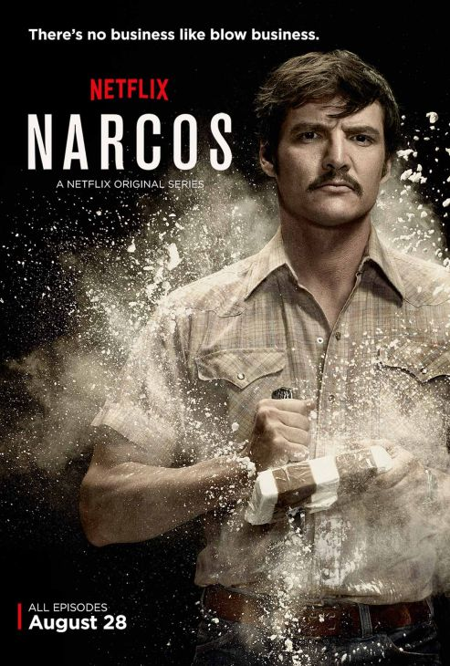Narcos (2015-2016) [SEZON 1-2] PL.720p.WEBRip.XviD-MiX / Lektor PL