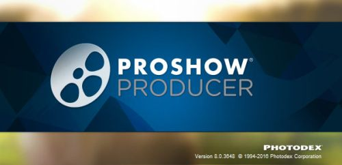 Photodex ProShow Producer 8.0.3648.0 [Wersja Zarejestrowana + Portable]