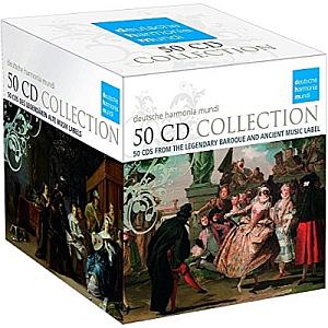 Deutsche Harmonia Mundi-Edition Vol.2 (50 CD-Box)