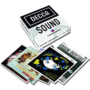 The Decca Sound (50 CD)