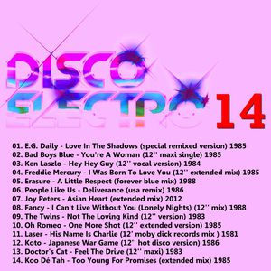 Disco Electro - Synth Disco Classics 70s & 80s (20CD)