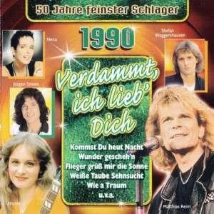 50 Jahre feinster Schlager - 1990-1999 [10-CD]