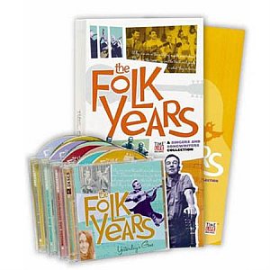 Time Life Music - The Folk Years