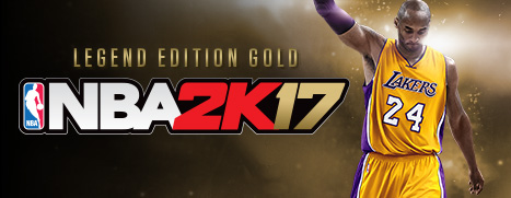 NBA 2K17 Legend Edition Gold Cracked – 3DM