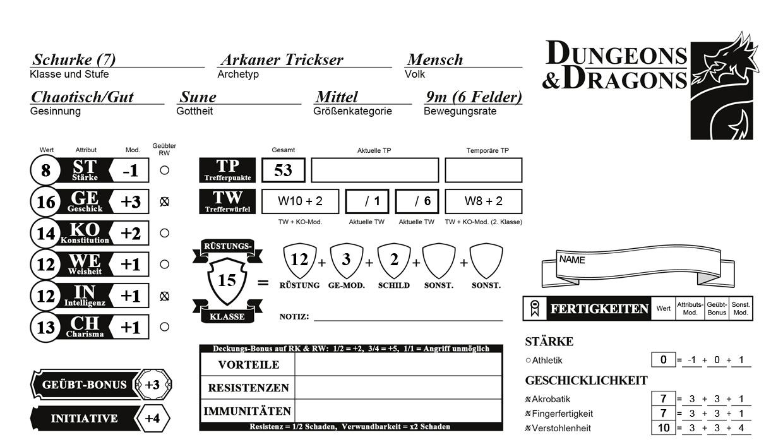 Dungeons And Dragons Pdf Deutsch