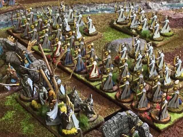 Aragorn et les 5 Armées - Armée de Mirkwood Update Aprf63tx
