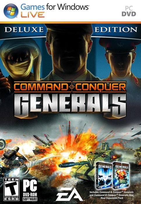 Re: Command & Conquer: Generals (EN)