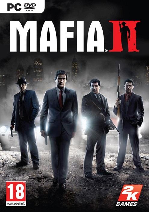 Mafia II: Digital Deluxe Edition (2010) FitGirl Repack / Polska Wersja Językowa