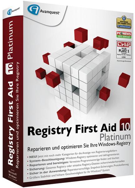 Registry First Aid Platinum 10.1.0 Build 2298 DC 21.09.2016 MULTI-PL