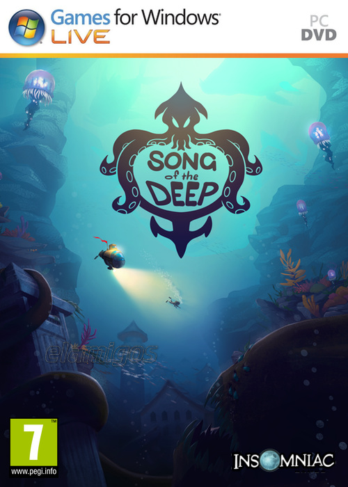 Re: Song of the Deep (2016)