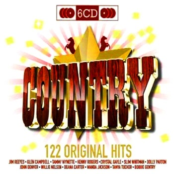 Original Hits - Country (6CD)