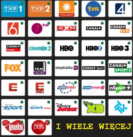 Simple TV + TVHD (2016) Telewizja HD