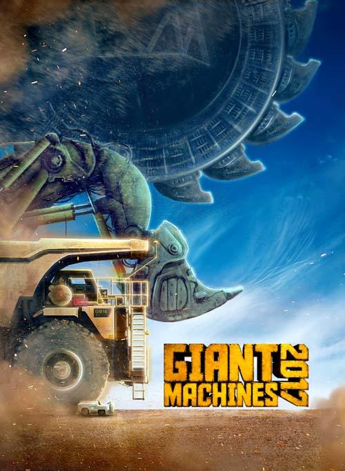 Giant Machines 2017 (2016) CODEX / Polska Wersja Językowa