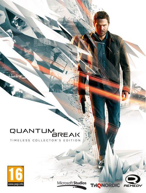 Quantum Break (2016) SKIDROW