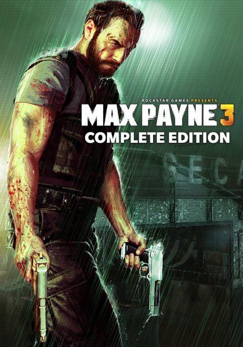 Max Payne 3: Complete Edition (2013) RELOADED / Polska Wersja Językowa
