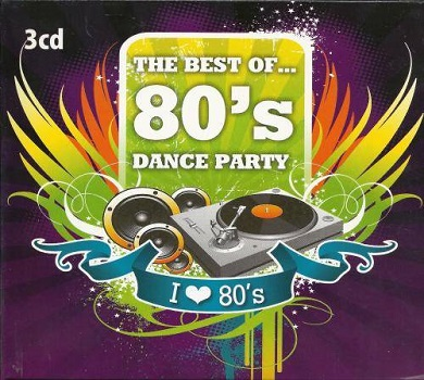The Best of 80s - Dance Party (3CD) (2012)